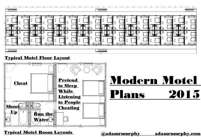 Modern Motel Plans